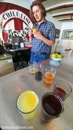 Santa Fe Chili Line Brew Brewmaster