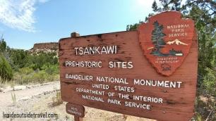 Santa Fe Hiking Tsankawi