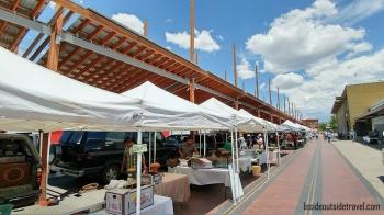 Santa fe Rail Farmers Market