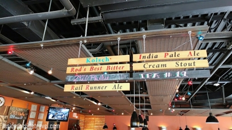 Santa Fe Second Stret Brew menu