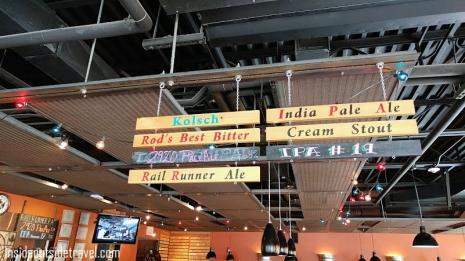 Santa Fe Second Stret Brew menu