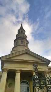 Charleston Church Spire