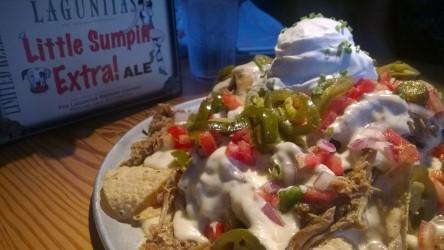 Charleston lagunitas nachos