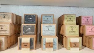 Los Poblanos Farm Shop soaps