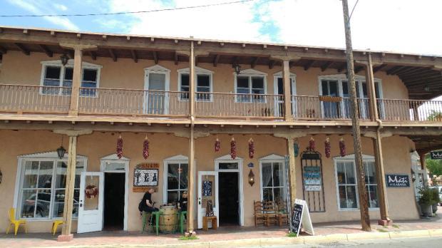 Old Town Albuquerque shops