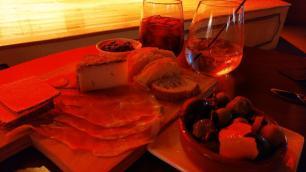 Tablao table spread